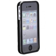 POUR IPHONE 4 / 4S : BOITIER CRYSTAL