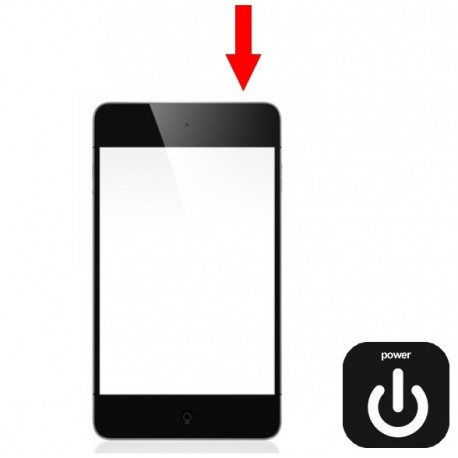 IPAD MINI : REMPLACEMENT BOUTON POWER
