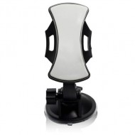Pour iPhone, iPod,Samsung : Support voiture gel - accessoire