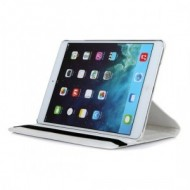 iPad Air : Etui simili cuir blanc 360°-Toulouse