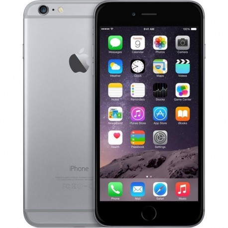iPhone 6 occasion reconditionné 16 Go - grade Premium - Gris Toulouse