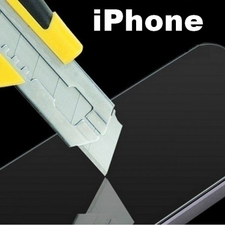 Verre trempé iPhone protection d'écran