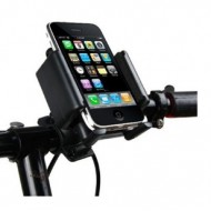 SUPPORT VELO REGLABLE ORIENTABLE POUR IPHONE