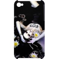 Pour iPhone 4 : Coque Japan Tattoo Girl - iCox Toulouse