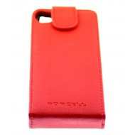 POUR IPHONE 4 / 4S : ETUI ROUGE